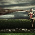 gone with the wind by Simon Siwak