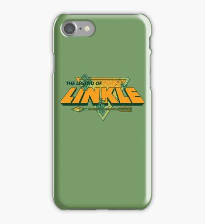 LEGEND OF LINKLE iPhone Case/Skin