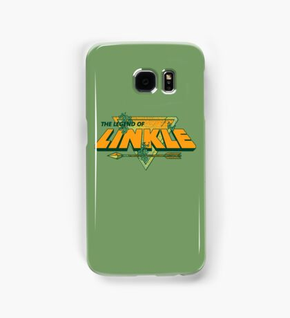 LEGEND OF LINKLE Samsung Galaxy Case/Skin