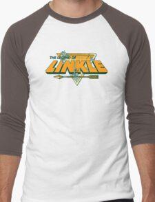 LEGEND OF LINKLE Men's Baseball ¾ T-Shirt