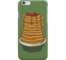 tasty pancakes 2 iphone case iPhone Case/Skin