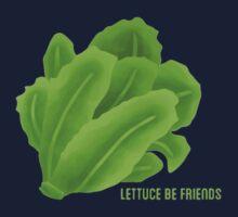 Lettuce Be Friends Kids Clothes