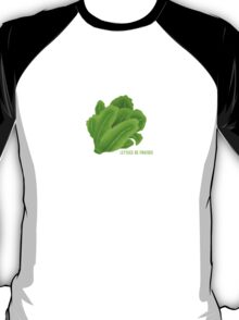 Lettuce Be Friends T-Shirt