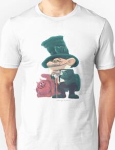 Two comrades Unisex T-Shirt