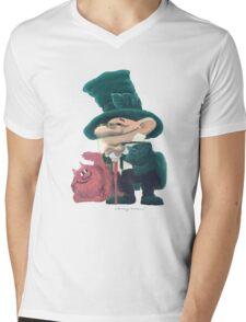 Two comrades Mens V-Neck T-Shirt