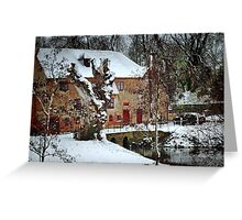 The White Mill Greeting Card