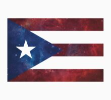Puerto Rico Bandera Nebula by everyonedesigns