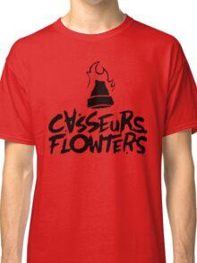 Casseurs Flowters noir Classic T-Shirt