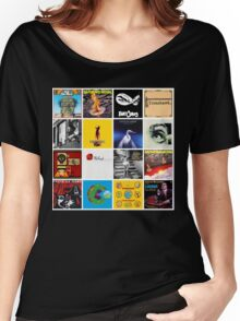 Mike Patton - Assorted albums Women's Relaxed Fit T-Shirt