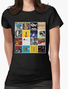 Mike Patton - Assorted albums Womens Fitted T-Shirt