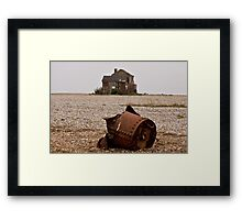 Ness - A View  Framed Print