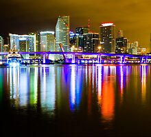 Miami the Magic City by lattapictures