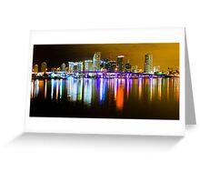 Miami the Magic City Greeting Card