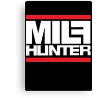 Milf hunter Canvas Print