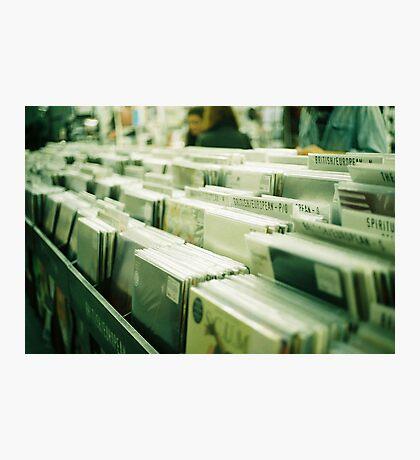 records (no.2) Photographic Print