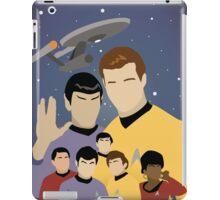 Star Trek Crew iPad Case/Skin