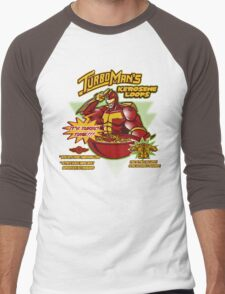 Kerosene Loops Men's Baseball ¾ T-Shirt
