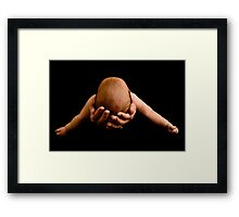 Surrender to Love Framed Print