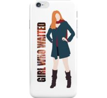Girl Who Waited iPhone Case/Skin