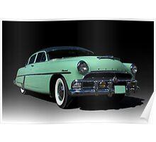 1954 Hudson Hornet Poster