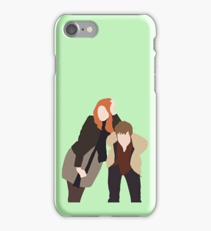 The Legs & The Nose iPhone Case/Skin