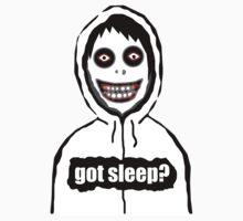 Jeff The Killer Got Sleep? by GrimDork