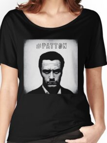 #PATTON Women's Relaxed Fit T-Shirt