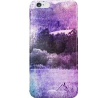 Water Colour Foal iPhone Case/Skin