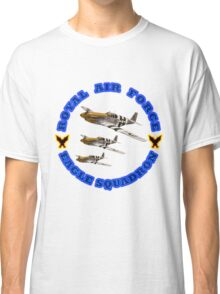 Royal Air Force Eagle Squadron Designer Tees & Stickers Classic T-Shirt