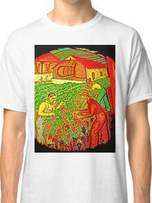 California wine grapes ready Classic T-Shirt