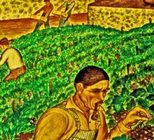 Quality Wine - Many Hands Sticker
