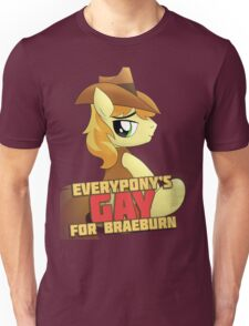 Gay for Braeburn Shirt (My Little Pony: Friendship is Magic) Unisex T-Shirt