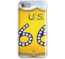 Route 66 Pop Art iPhone Case/Skin