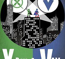 X-Ray+Vav by Tuscador
