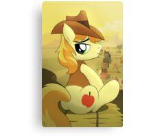 Gay for Braeburn Shirt (My Little Pony: Friendship is Magic) Canvas Print