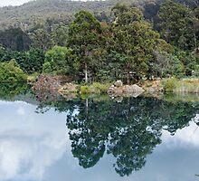 Lake Eugenana by Matthew Hockley