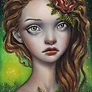 Fern Flower by tanyabond