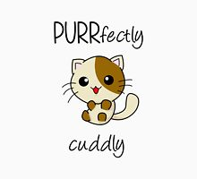 PURRfectly cuddly! ^.^ T-Shirt