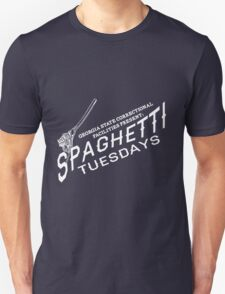 Spaghetti Tuesdays! T-Shirt