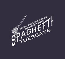 Spaghetti Tuesdays! Unisex T-Shirt