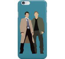 Dean&Cas iPhone Case/Skin