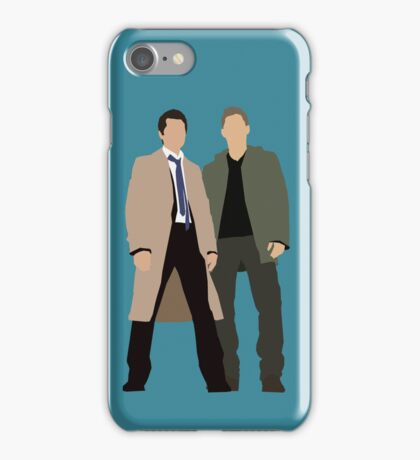 Dean&Cas iPhone Case/Skin