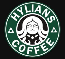 Hylians Coffee (The Legend of Zelda) by enthousiasme