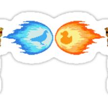 Sesame Street Spriter Sticker