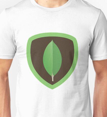 MongoDB Unisex T-Shirt