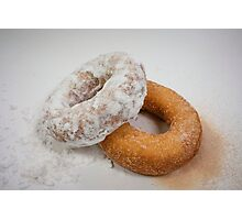 Doughnuts Photographic Print