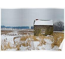 Berks County Winter 2014 Poster