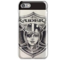 Lady Nation Collection iPhone Case/Skin