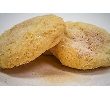 Snickerdoodles Photographic Print