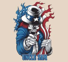 Uncle Dead Sam by Fatline
